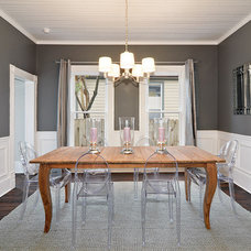 Traditional Dining Room by Avenue B Development