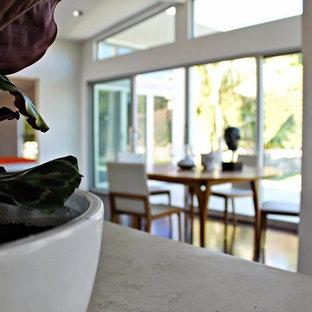 Dining Room   Modern Dining Room Idea In Los Angeles