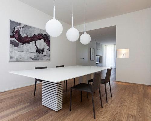 Foto e idee per sale da pranzo sala da pranzo moderna - Stanza da pranzo moderna ...