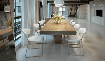 Modloft Astor Extendable Dining Table & Dining Room