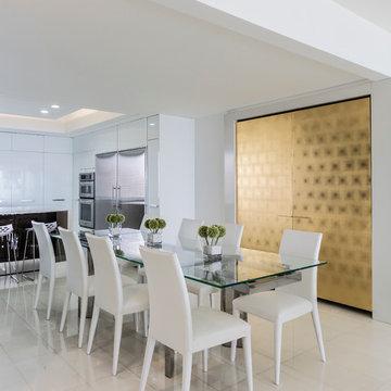 MONACO - Dining room