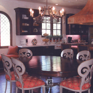 Inspiration for a country dining room in San Francisco.