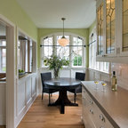 Brooklyn residence by fawn galli interior design eclectic dining room new york by - Round table montgomery village ...