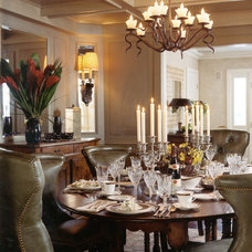 Traditional Dining Room Montgomery Roth