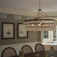 Traditional Dining Room by Affinity Builders LLC