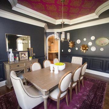 Moody Formal Dining Room