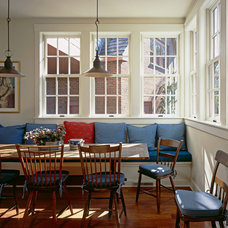 Traditional Dining Room by Moger Mehrhof Architects