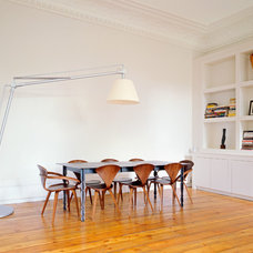 Contemporary Dining Room by FISHER HART