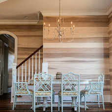 Traditional Dining Room by Dempsey Hodges Construction