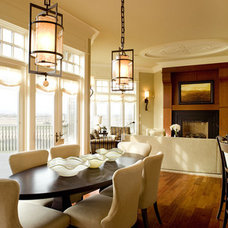 Traditional Dining Room by McKinley Masters Custom Homes