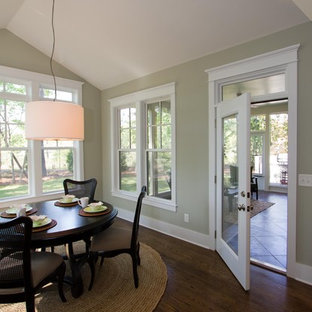 Elegant dining room photo in Wilmington