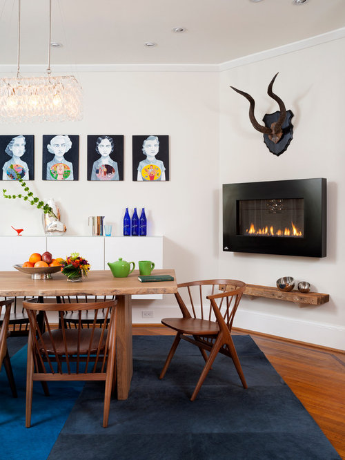 Wall Mount Fireplace Home Design Ideas Pictures Remodel