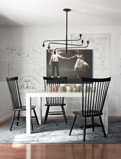 Scandinavian Dining Room by Studio Revolution