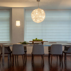 Modern Dining Room by gne architecture