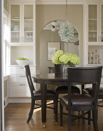 Craftsman Dining Room By Hoedemaker Pfeiffer