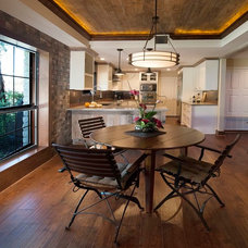 Traditional Dining Room by C-Reese Architectural Design