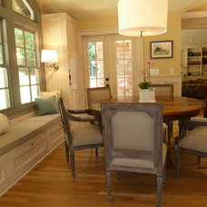 Traditional Dining Room by Brian Patterson Designs, Inc.