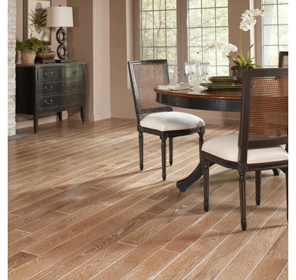 Traditional Dining Room by Diablo Flooring,Inc