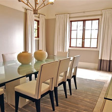 Contemporary Dining Room by Before and After Homes