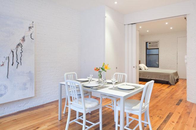 Contemporary Dining Room by I-Beam Design