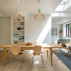 Contemporary Dining Room by Jones Associates Architects