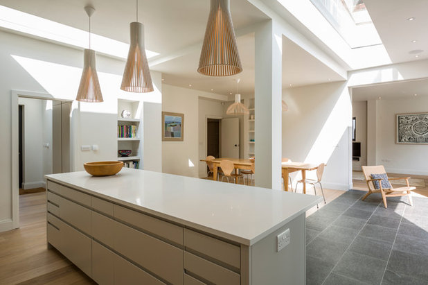 Kitchen Of The Week A 1930s Home With A Light Filled