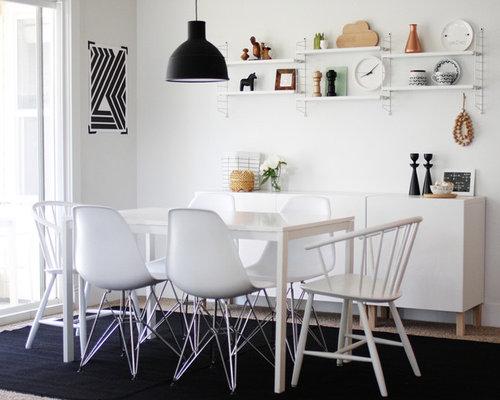 Skandinavische esszimmer mit teppichboden   ideen, bilder & design ...