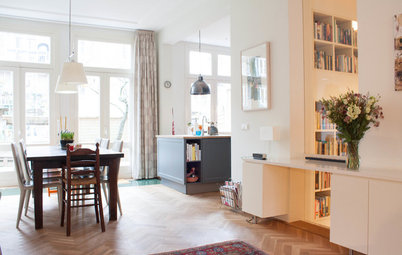 My Houzz: Boosting Light and Family Friendliness in a 1920s Townhouse