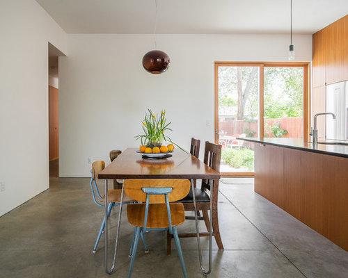 Houzz modern dining room
