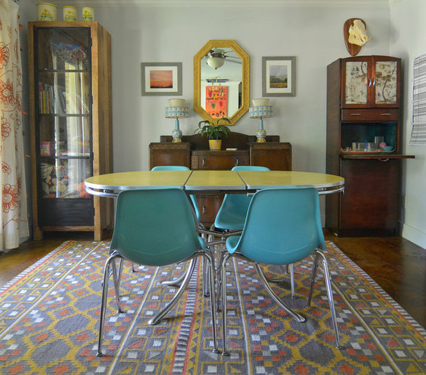 Spectacular Dining Room by Sarah Greenman
