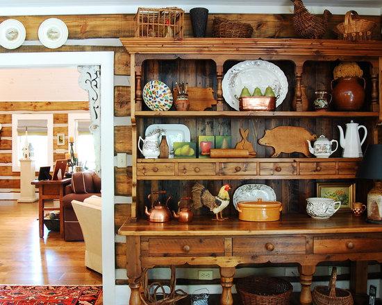 decorative hutch | houzz
