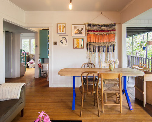 Bohemian Style Dining Room Design Ideas, Remodels & Photos