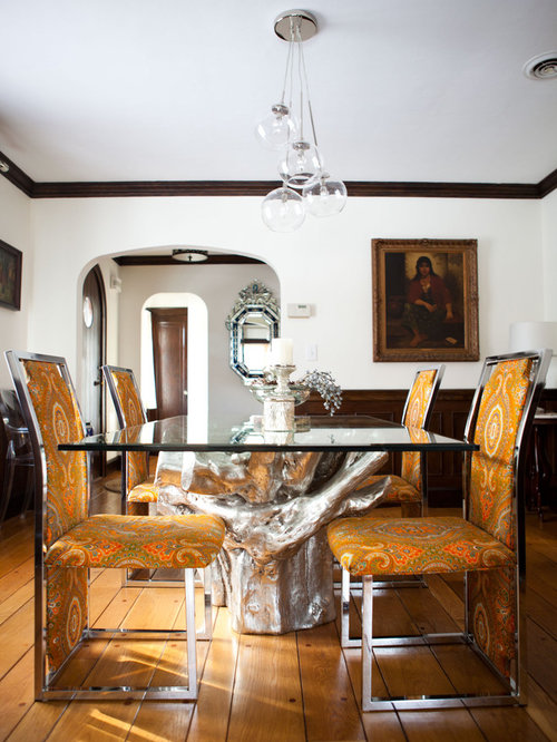 Silver Dining Table Home Design Ideas Pictures Remodel