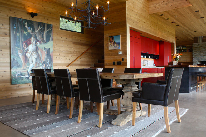 My Houzz Contemporary Camp Style Wows On The U S West Coast