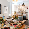 My Houzz: Art and Colorful Finds in a Manhattan Apartment