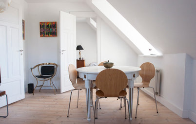 My Houzz: Art Has a Special Place in a Compact Copenhagen Flat