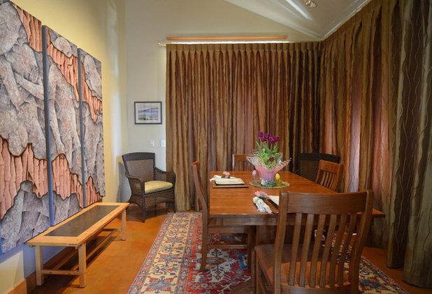 Craftsman Dining Room by Sarah Greenman
