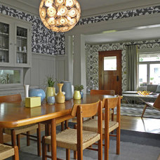Craftsman Dining Room by Sarah Greenman