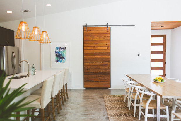 My Houzz An Airy Global Chic Style For Austin New Build