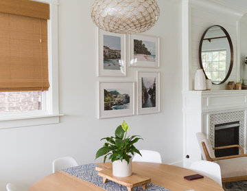 My Houzz: Calm, Crisp Neutrals in a Renovated 1887 Chicago House