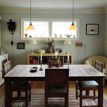 My Houzz: Charming Scandinavian Details in Portland
