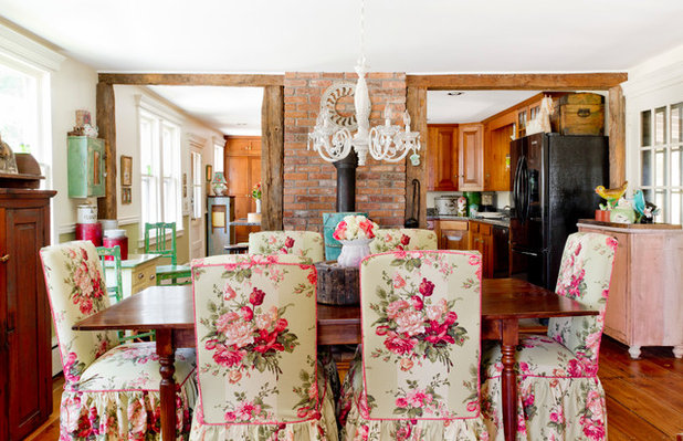 Country Dining Room by Rikki Snyder