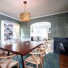 My Houzz: Color and Pattern at Play in a 1924 East Coast Home