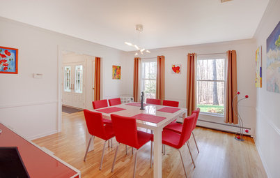 My Houzz: Contemporary Colonial in New Jersey