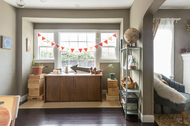 Eclectic Dining Room by Lauren Edith Andersen, Photographer