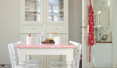 Creative Ways to Use Oilcloth in Your Home
