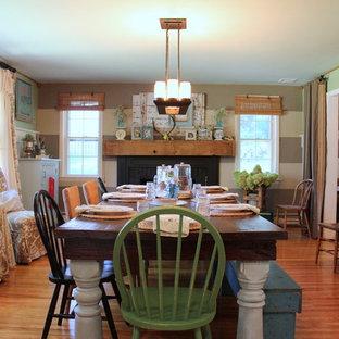My Houzz: DIY Creativity Lights Up a Cozy Pennsylvania Home