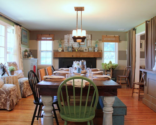 Reclaimed Wood Farm Table | Houzz