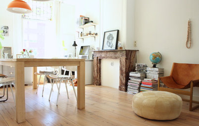 My Houzz: Tiny Amsterdam Apartment Bursts With Personality