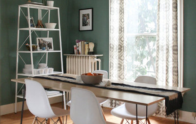 10 Style-Packed, Small Dining Rooms Around the World
